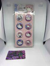 Hello Kitty Omatsuri Magnets set of 8 LIMITED EDITION Ships US