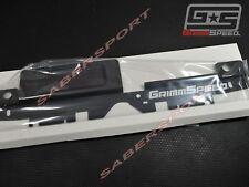 Grimmspeed Black Radiator Shroud w/ Tool Tray for 2005-2009 Legacy Outback