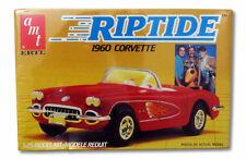 AMT ERTL 1960 CORVETTE PLASTIC CAR MODEL CANNELL TV PERRY KING JOE PENNY SEALED!