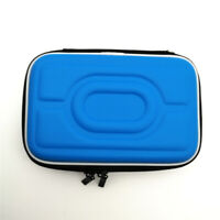 Blue EVA Hard Case Bag Pouch  Protective Carry Cover For Game Boy GBA / GBC
