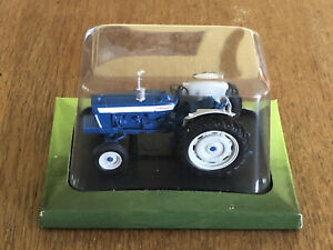 Hachette Scale Model Tractor 1/43 Diecast FORD 5000 - 1964 VGC SEALED