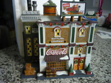 """2006 Coca-Cola Bottling Company, """"Christmas In The City"""" Dept 56 series, Read"""