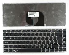 Sony VPC-Y21SFX 148768711 Black UK KEYBOARD 9J.N0U82.K0U