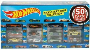 Hot Wheels 50 VALUE PACK Toy Car Racers Assorted Playset Hotwheels Racing Cars