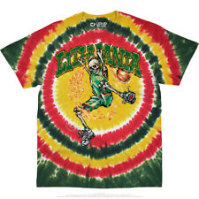 GRATEFUL DEAD-LITHUANIA SLAMMIN-1996-2Sd TIE DYE T-SHIRT S-M-L-XL-2X-3X-4X-5X-6X