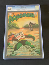 AQUAMAN 45 !! CGC 9.8 !! 1 OF 7 !! OW-WHITE PAGES !! ICONIC CANDY COVER !!