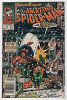 Amazing Spider-Man #314 (1988) [Newsstand] David Michelinie Todd McFarlane X