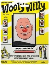 Original Wooly Willy Magnetic Personality Novelty Toy Made in USA Patch