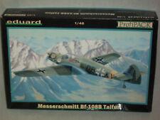 Eduard 1/48 Scale Messerschmitt Bf-108B Taifun - Profipack