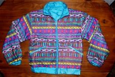 Youth      Reversible   nylon  & fleece    Jacket      Medium  10 - 12