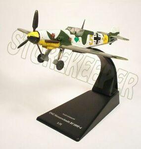 Messerschmitt  Bf 109F-4 - Germany 1942 - 1/72 (No9)