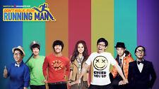 KOREAN DVD - RUNNING MAN