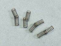 Viper Slot Car Parts - Lot of 4 Sets .008 Pickup Shoe Springs - New - Tomy bsrt