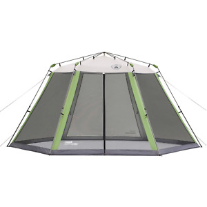 Coleman® 15 x 13 Outdoor Screened Canopy Sun Shelter Tent with Instant Setup