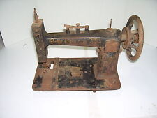 Antique Will C. Free Sewing Machine, Chicago for parts or restoration
