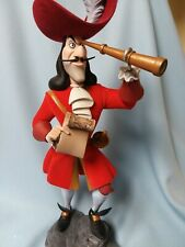 Disney Store Captain Hook Sculpture Disney Villainslimited Edition 1000 Nib