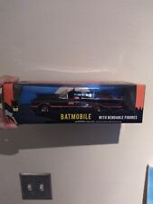 ToySmith Classic Batman Batmobile With Bendable Action Figures
