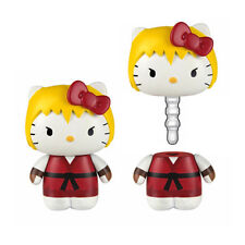 *NEW* Hello Kitty x Street Fighter: Ken Mobile Plug by Toynami