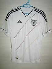 GERMANY 2012-14 HOME SHIRT NATIONAL TEAM ADIDAS JERSEY SIZE S