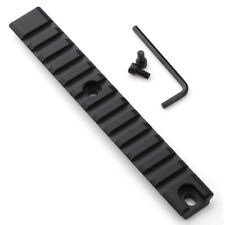 13 Slots Weaver Picatinny Rail Mount Fits For Many Shotgun Rifle Or Airsoft Uses