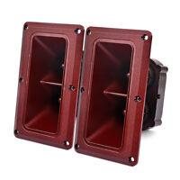 AIYIMA 2Pcs Tweeters 163*95MM Horn Piezo Speaker 150W Buzzer Treble Loudspeaker