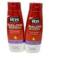 2 Alberto Vo5 Salon Series Full Body And Shine Conditioner 14.2oz/420mL