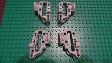 Lego Technic Steering Portal Axle Housing  x 4 PN 92908 * NEW *