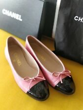 Authentic Chanel Ballet flat Pink (size 36)