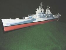 1/350 4056 - U.S.S. Pittsburgh CA-72 - Baltimore Class Cruiser - Resin Model Kit