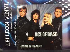 """Ace Of Base Living In Danger 12"""" Single Vinyl 90's"""