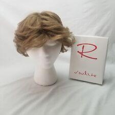 Jon Renau O'solite Wig Short Curls Blond Wig Nature Blend