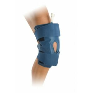 Aircast Cryo/Cuff Cold Therapy - Knee Cuff - Cold Compression for Pain, Swelling