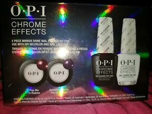 OPI Chrome Effects 4 Piece Kit