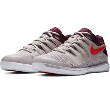 Nikecourt Nike Air Zoom Vapor X HC Tennis AA8030-601 UK 8.5 EU 43 nos 9.5 Nuevo