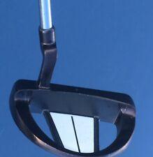 """Warrior Signature Series Offset Mallet Style Putter Black 35-36 Inches 35 1/2"""""""
