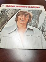 Record Album LP Bobby Sherman Here Comes Bobby  VG