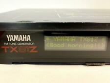 YAMAHA 4 Operation FM Synth FM Tone Generator TX-81Z [Current Product]