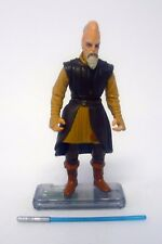 STAR WARS KI-ADI-MUNDI Episode I Action Figure COMPLETE C9+ 1999