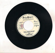 DSK - WHAT WOULD WE DO? - UTAH SAINT - WHAT CAN YOU DO FOR ME - DISCO PROMO