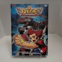 Dice Adventures in Space DVD, Like New, FREE SHIPPING