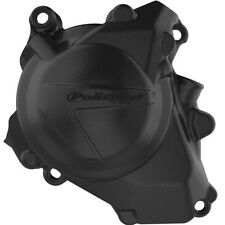 Polisport MX Ignition Cover Protector - Honda CRF450 17-18 CRF450X 17-18 - Black