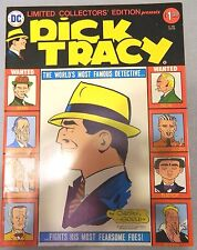 DICK TRACY TREASURY EDITION DC COMICS C-40 LIMITED GOLDEN-AGE STORIES C GOULD