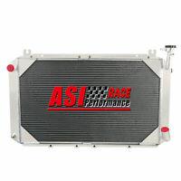 3ROW/Core Radiator For Nissan GQ PATROL Y60 4.2L Petrol TB42S&TB42E 1988-1997 MT