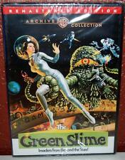 ~New Factory Sealed~ The Green Slime (DVD, 2010) ~128~