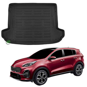Tailored Boot tray liner car mat Heavy Duty for KIA SPORTAGE 2016- up