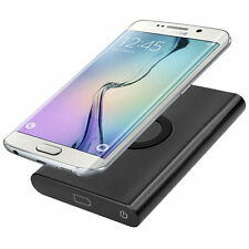 7000 Qi Fast Wireless Charger Mobile Phone Power Bank for Galaxy S8 / S7 Note 8