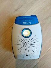 Philips Hanging WaterProof Lightweight AM/FM Shower Clock Portable Radio