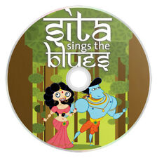 Sita Sings the Blues (2008) Animation, Comedy, Fantasy Movie / Film on DVD