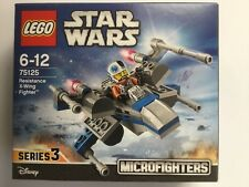LEGO Star Wars Microfighters 75125 - Resistance X-Wing Fighter - Serie 3 NEU OVP