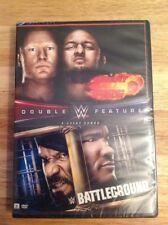 WWE:Great Balls of Fire 2017/WWE:Battleground 2017(DVD,2017,2-Disc)NEW Authentic